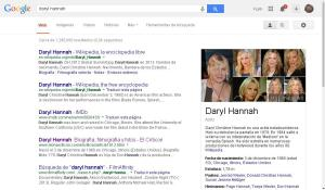 Melanie Berg es Daryl Christine Hannah Ver en Google